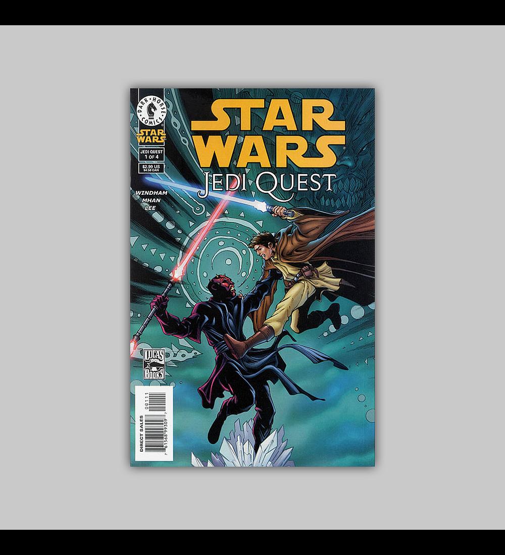 Star Wars: Jedi Quest 1 2001