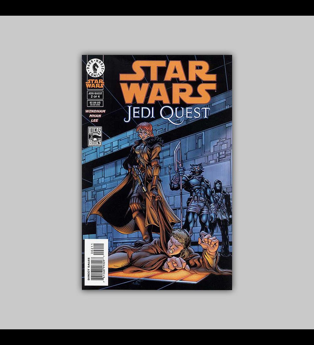 Star Wars: Jedi Quest 2 2001