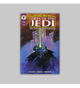 Star Wars: Tales of the Jedi - The Freedon Nadd Uprising 1 1994
