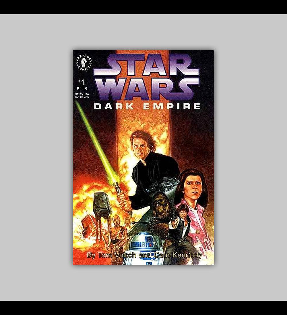 Star Wars: Dark Empire 1 1991