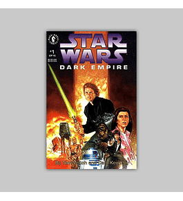 Star Wars: Dark Empire 1 1991