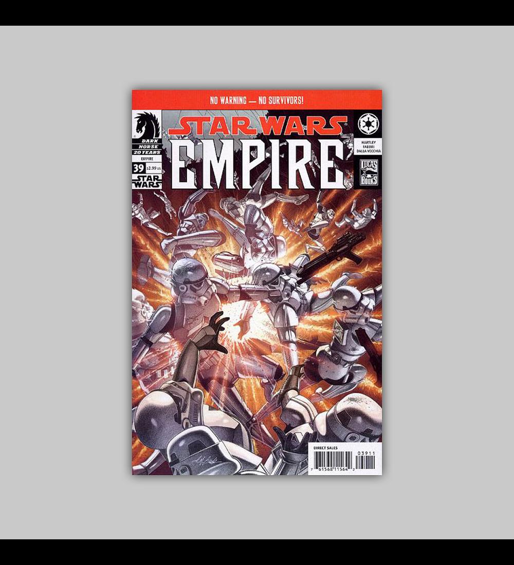 Star Wars: Empire 39 2006