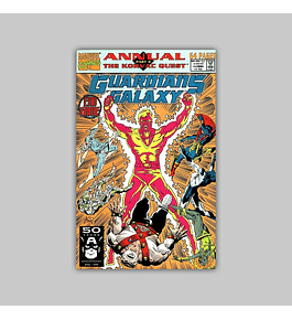 Guardians of the Galaxy Annual 1 1991