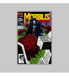Morbius: The Living Vampire 7 1993