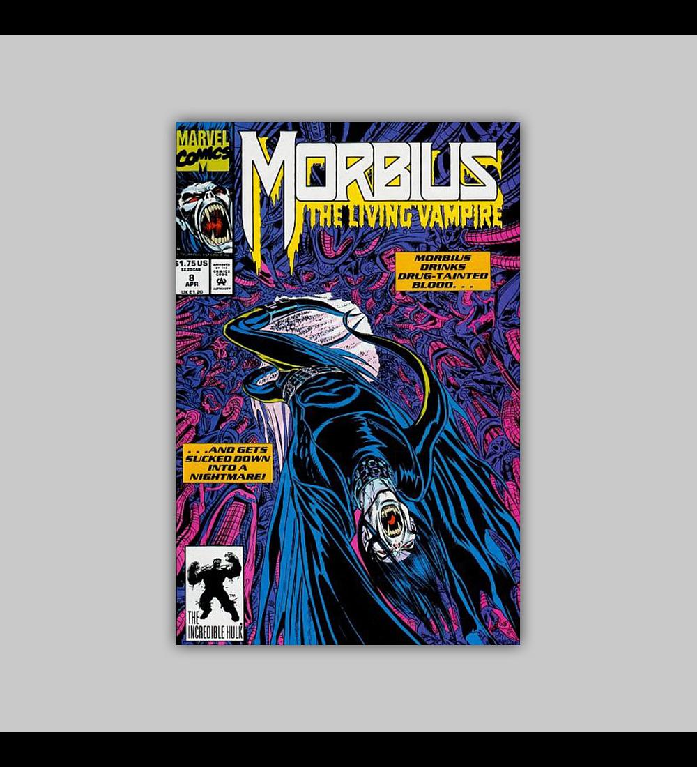 Morbius: The Living Vampire 8 1993