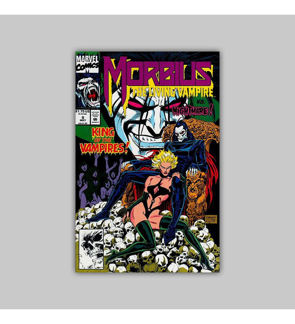 Morbius: The Living Vampire 9 1993