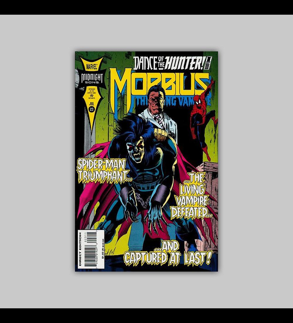 Morbius: The Living Vampire 23 1994