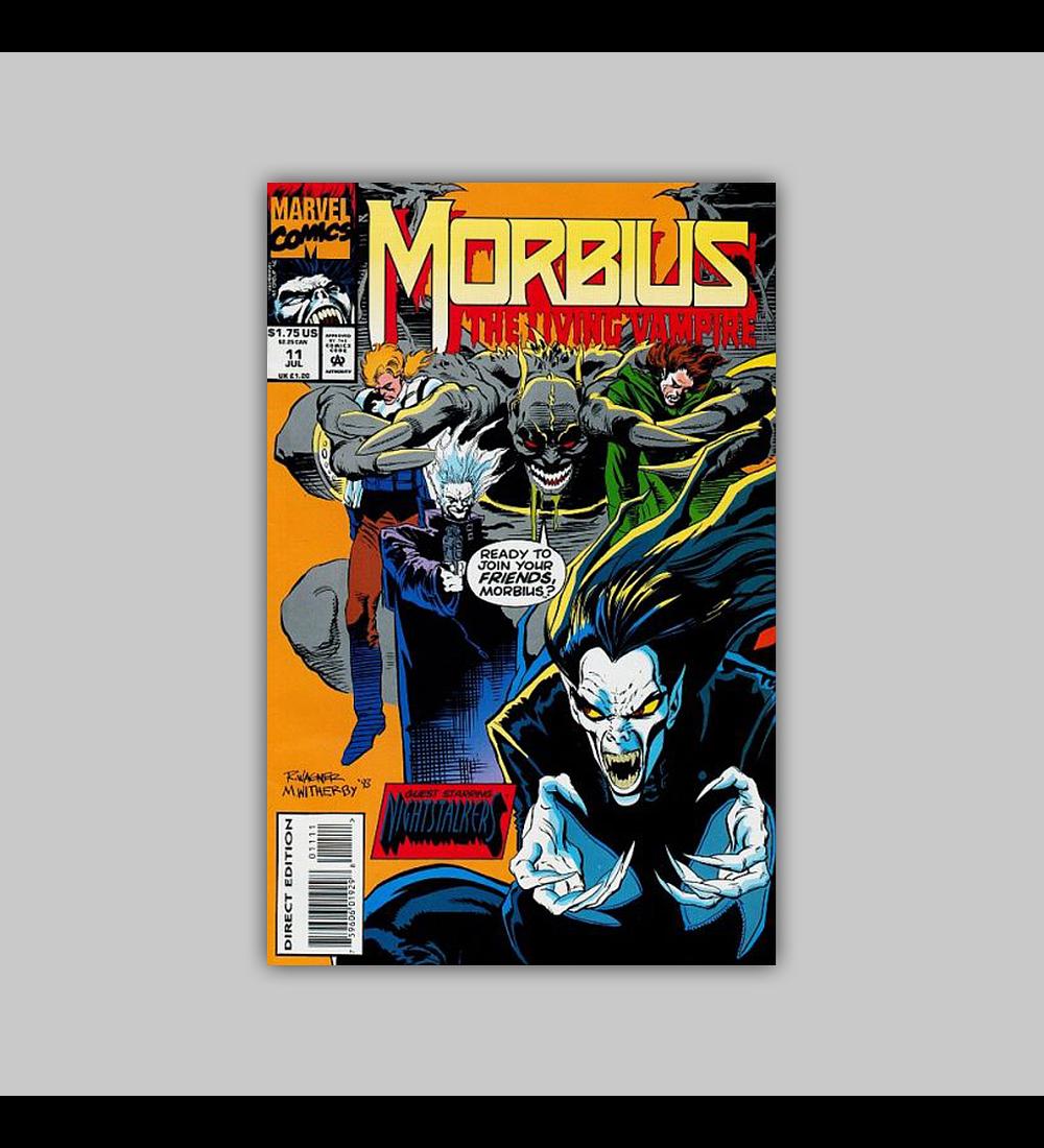 Morbius: The Living Vampire 11 1993