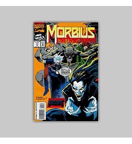 Morbius: The Living Vampire 11 1993
