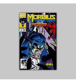 Morbius: The Living Vampire 4 1992