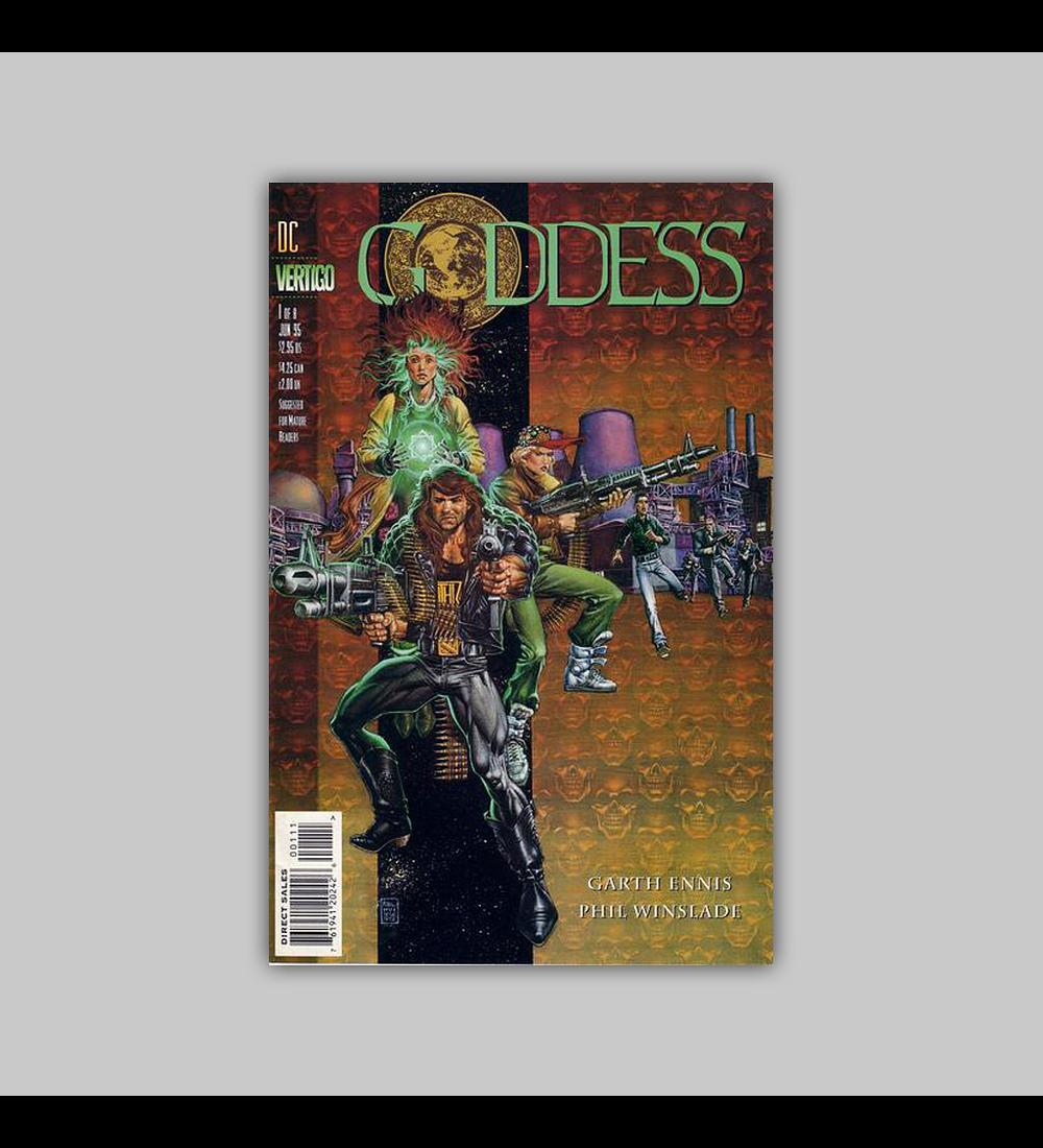 Goddess 1 1995
