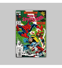 Web of Spider-Man 106 1993