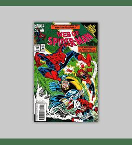 Web of Spider-Man 106 1993