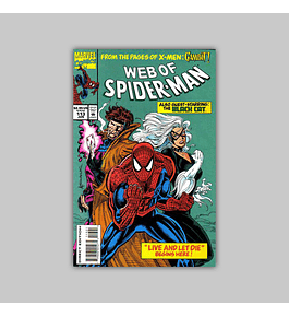Web of Spider-Man 113 1994