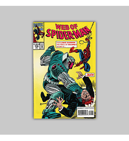 Web of Spider-Man 114 1994