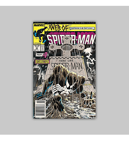 Web of Spider-Man 32 1987