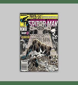 Web of Spider-Man 32 1987