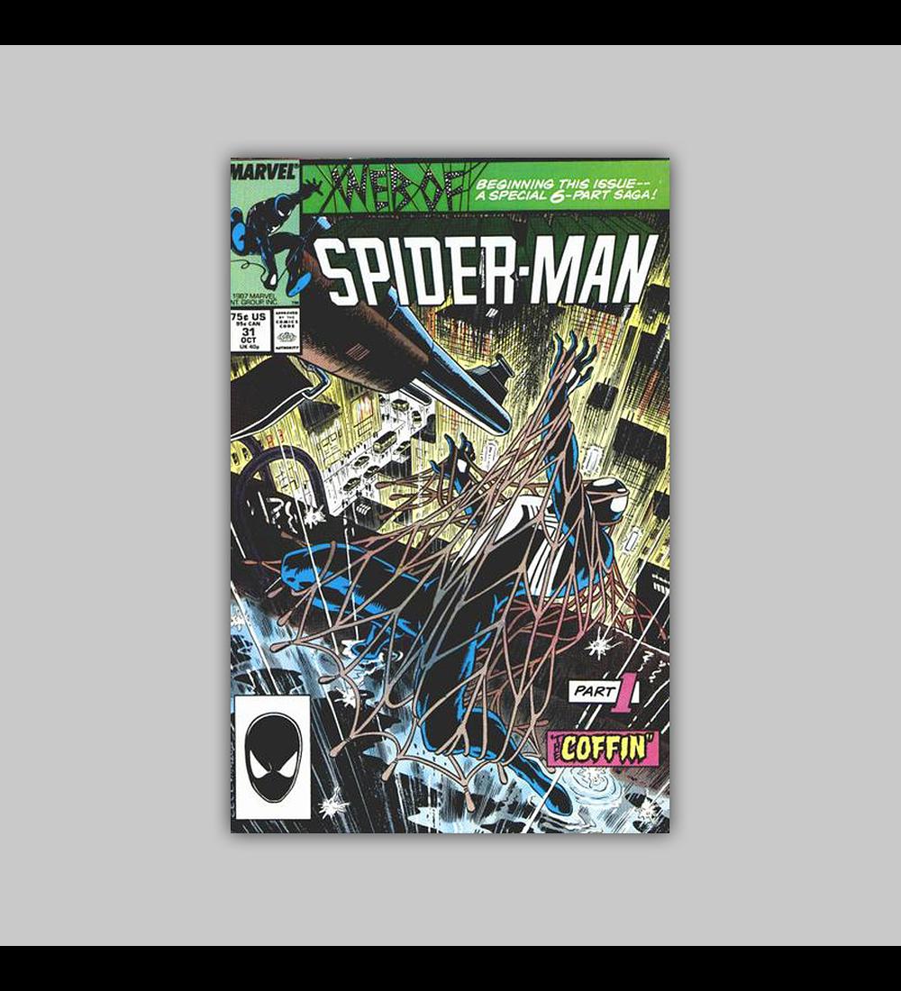 Web of Spider-Man 31 1987