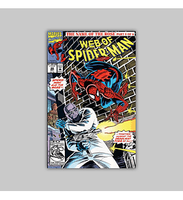 Web of Spider-Man 88 1992
