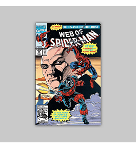 Web of Spider-Man 89 1992