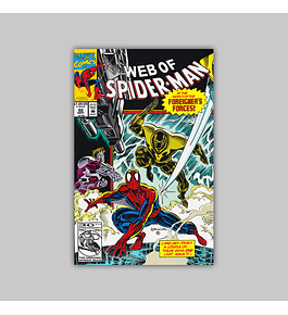 Web of Spider-Man 92 1992