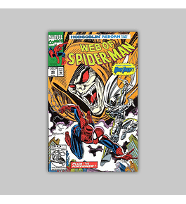 Web of Spider-Man 93 1992