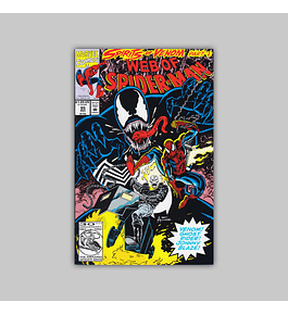 Web of Spider-Man 95 1992