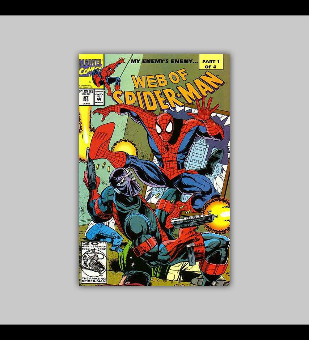 Web of Spider-Man 97 1993