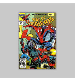 Web of Spider-Man 97 1993