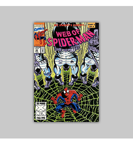 Web of Spider-Man 98 1993