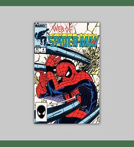 Web of Spider-Man 4 1985