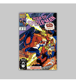 Web of Spider-Man 78 1991