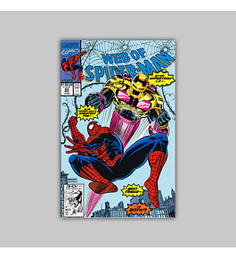 Web of Spider-Man 83 1991