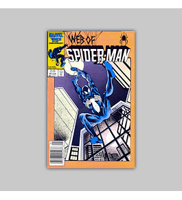 Web of Spider-Man 22 1987