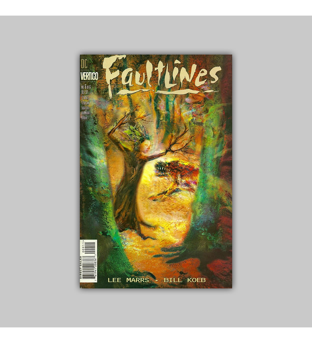 Faultlines 6 1997