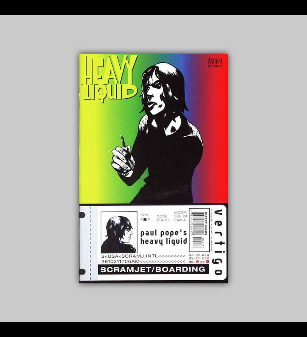 Heavy Liquid 4 2000