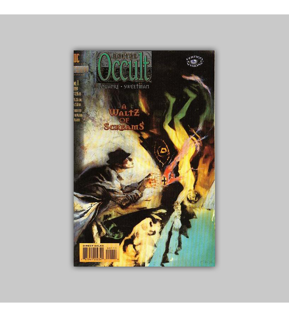 Vertigo Visions: Doctor Occult 1 1994
