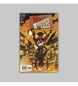 Weird Western Tales 1 2001