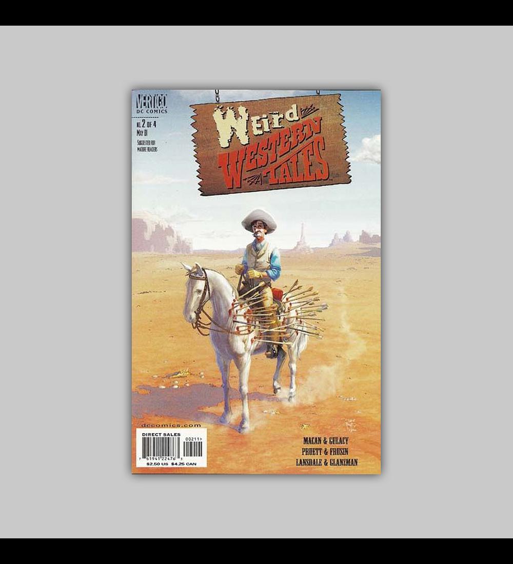 Weird Western Tales 2 2001