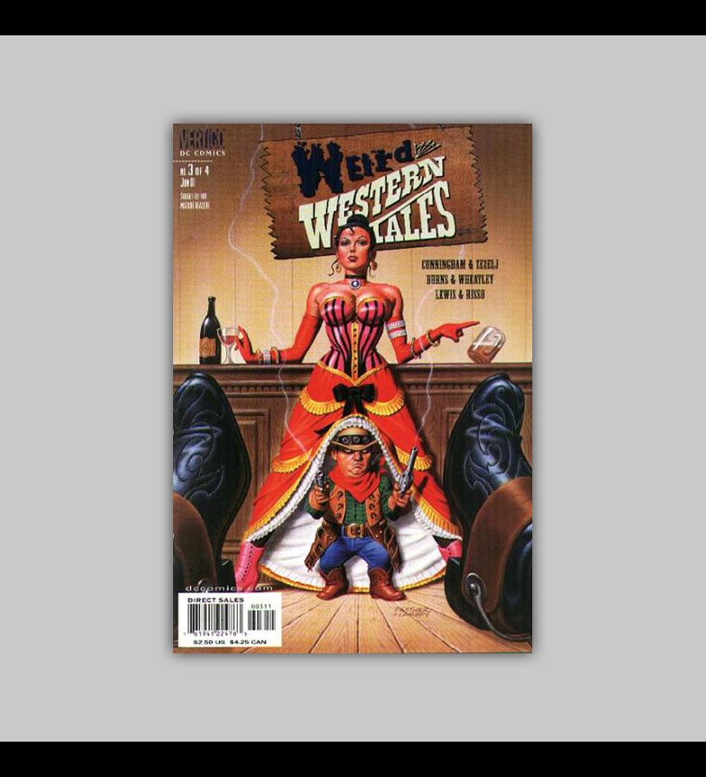Weird Western Tales 3 2001