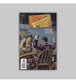 Weird Western Tales 4 2001