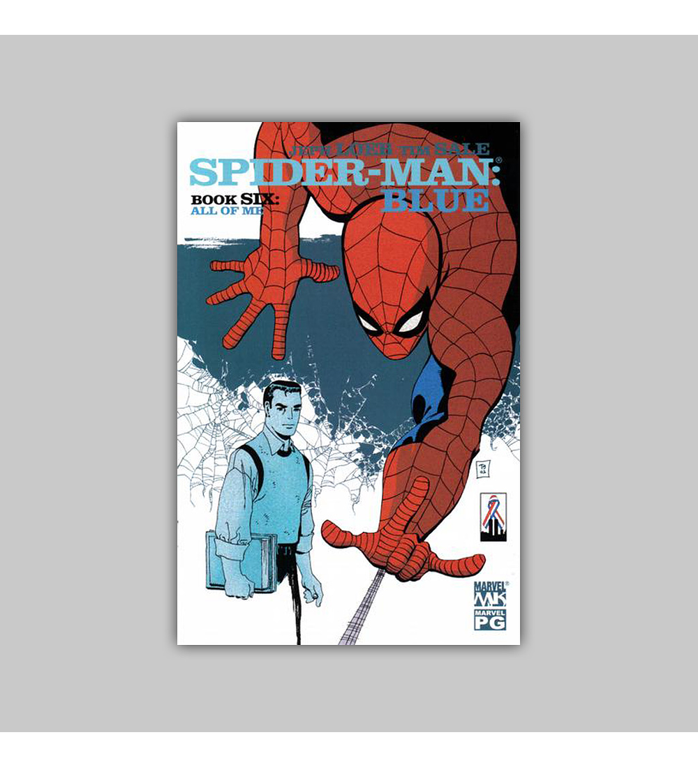 Spider-Man: Blue 6 2002