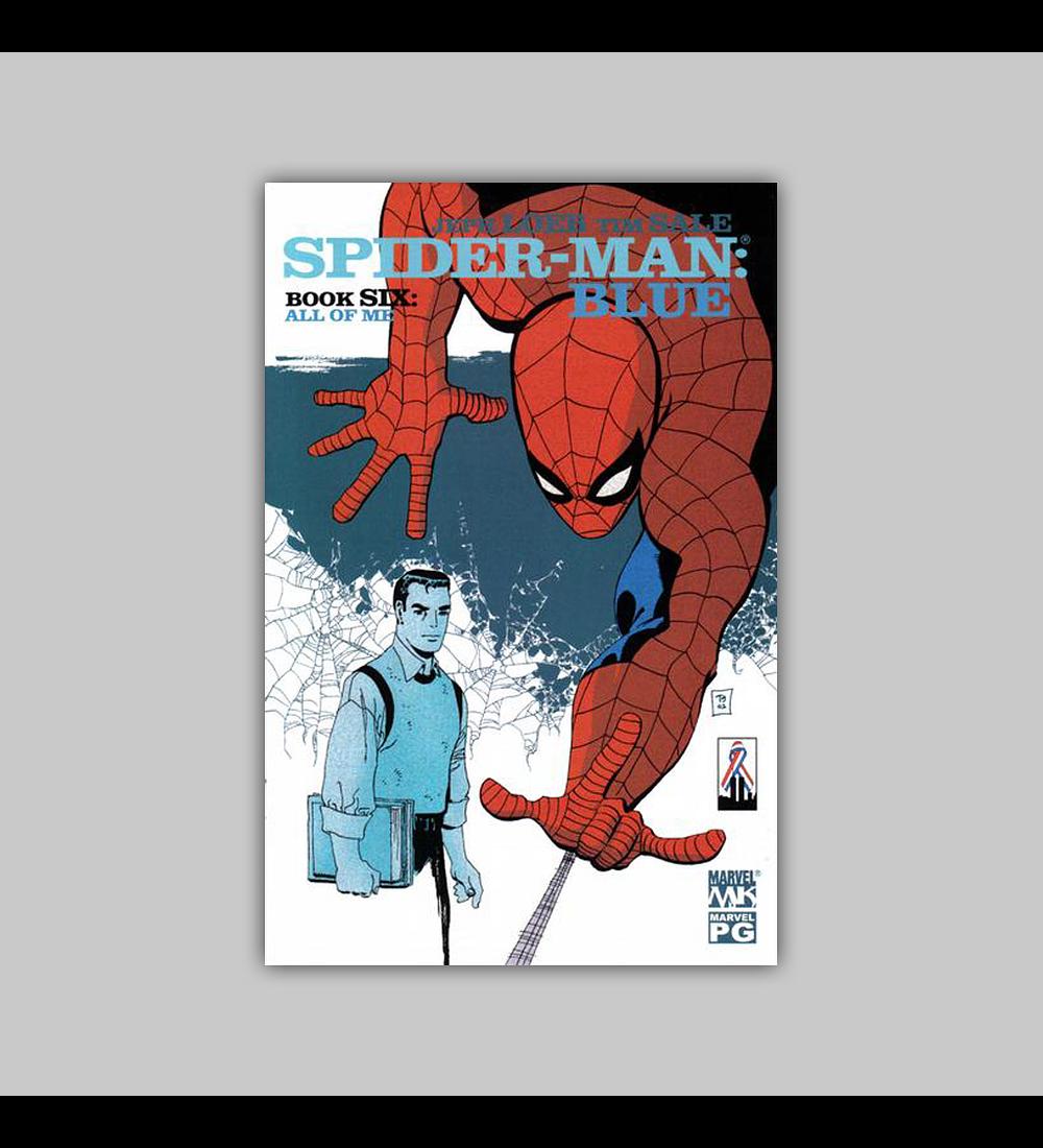 Spider-Man: Blue 6 2002