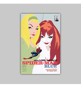 Spider-Man: Blue 5 2002