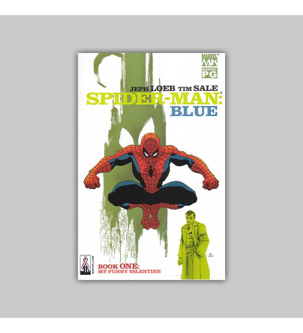 Spider-Man: Blue 1 2002