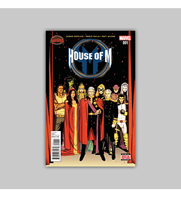 House of M 1 2015