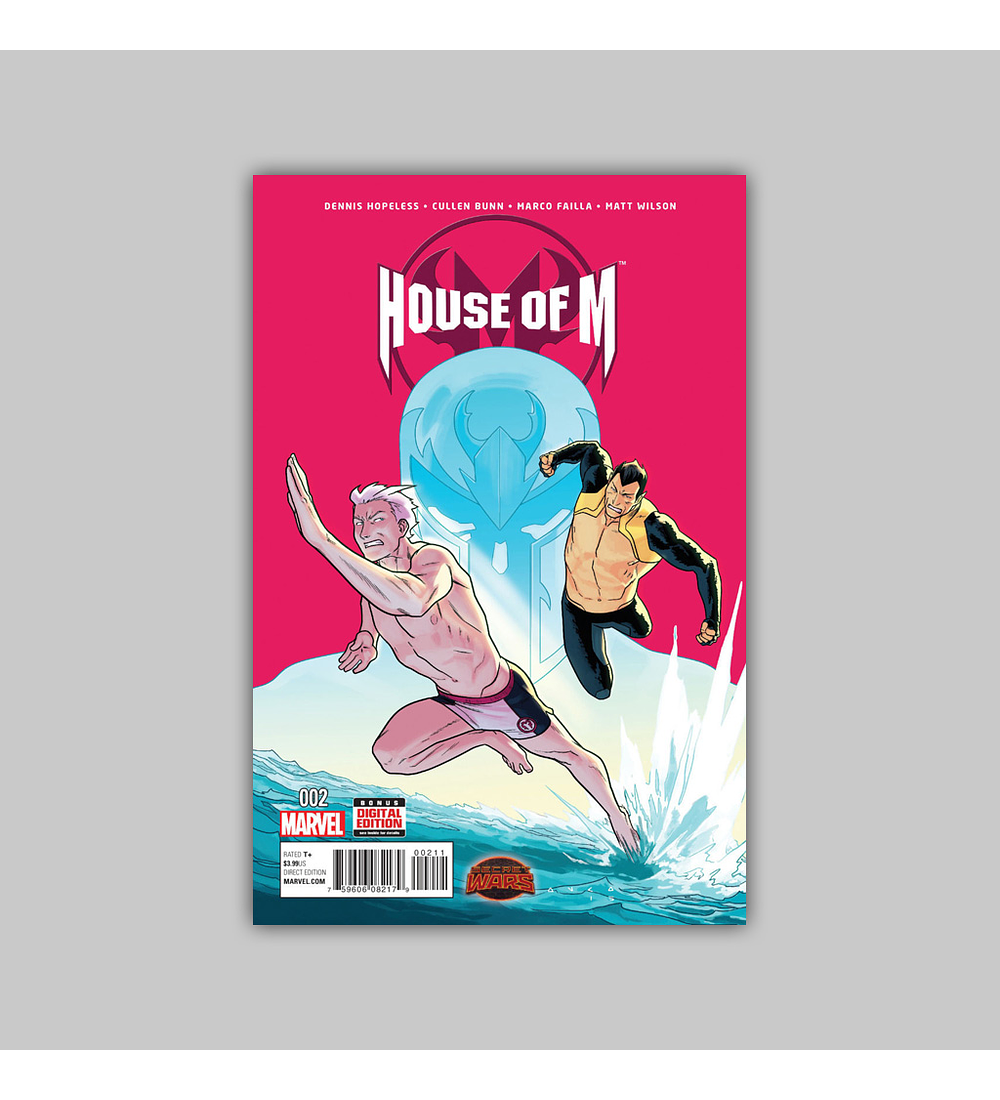 House of M 2 2015