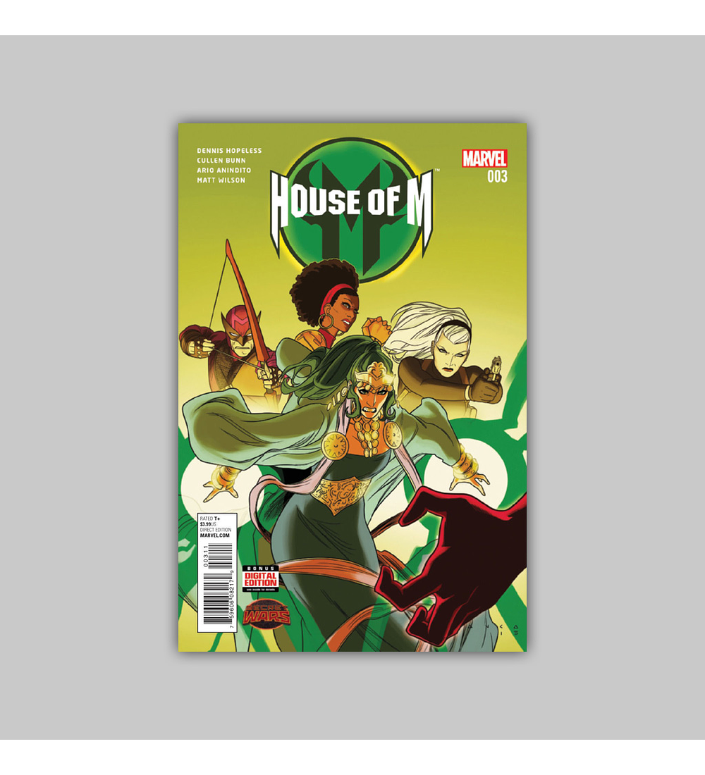 House of M 3 2015
