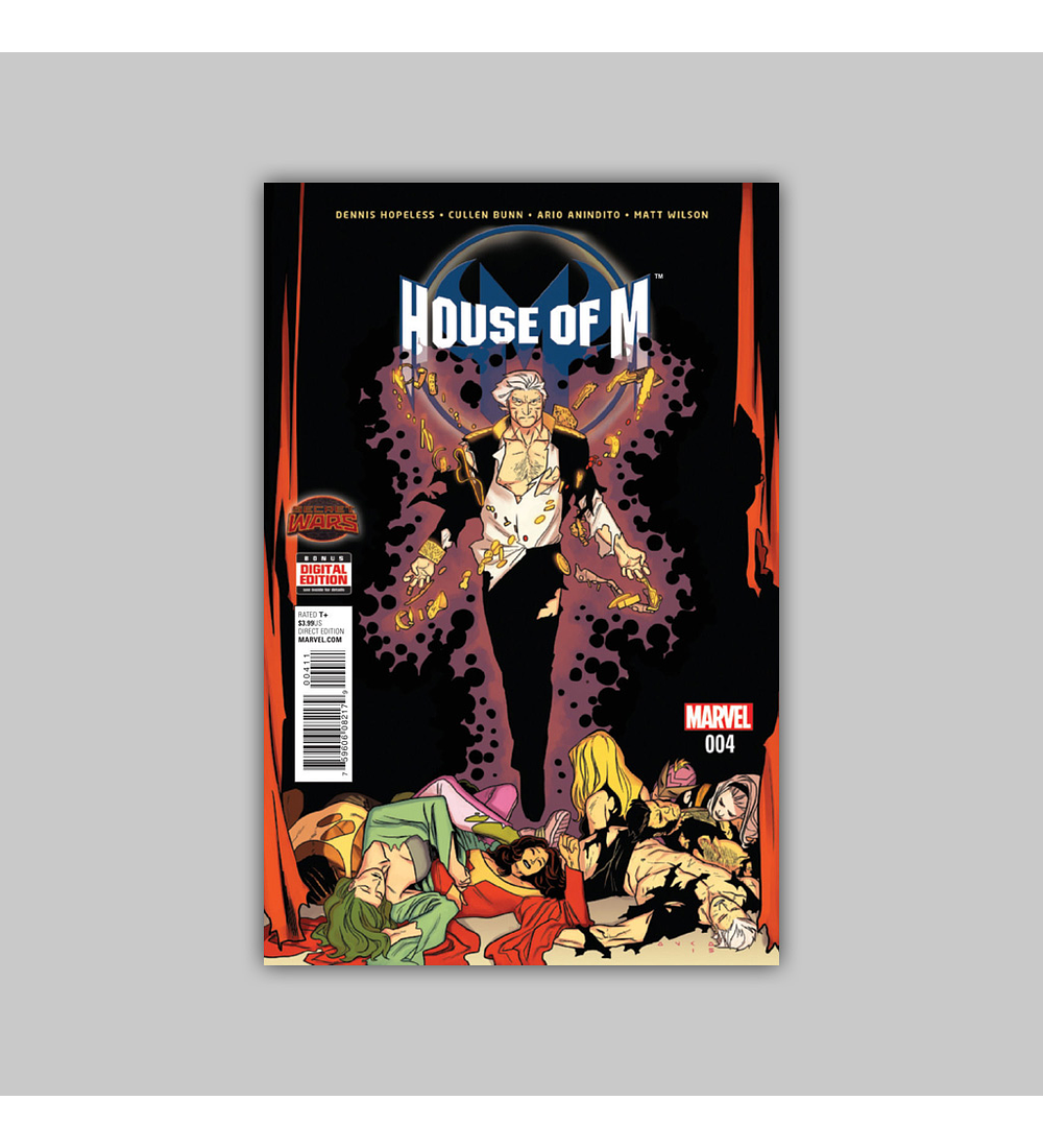 House of M 4 2015