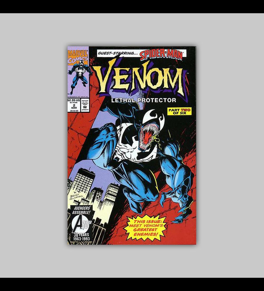 Venom: Lethal Protector 2 1993
